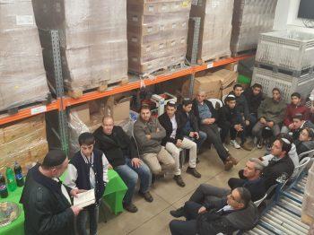 תורה וגדולה: תלמידי ישיבת נועם מסיימים מסכת ביד אליעזר